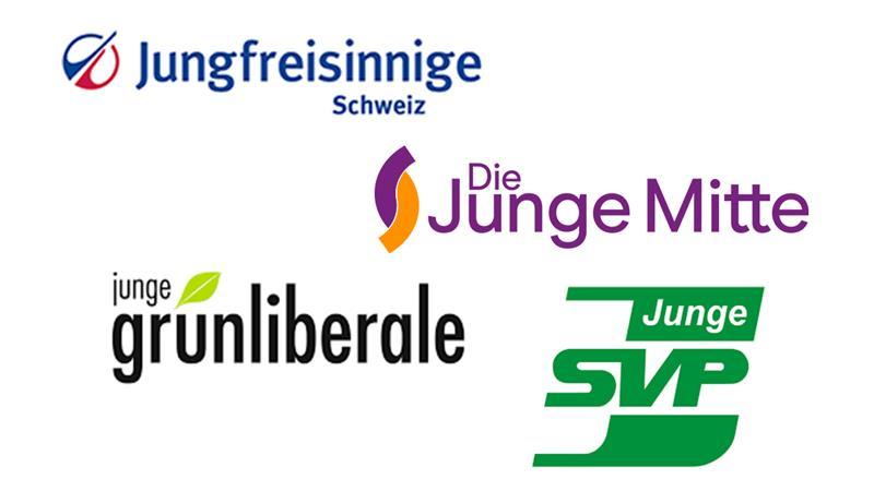 Logo Jungparteien